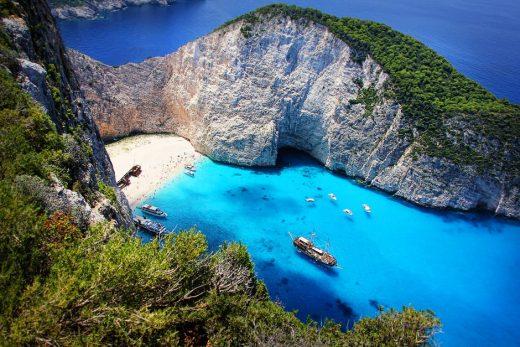 Græsk ø