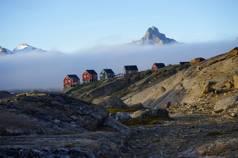 huse i grønland